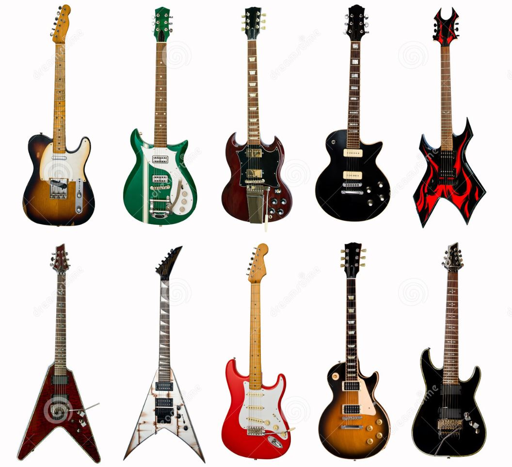 The List Of Greatest Guitars Of All Time Every Guitarist Must Know Guitar Stuffs